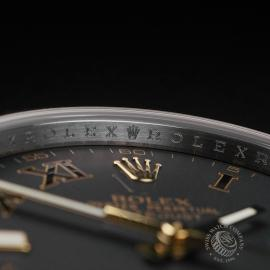 RO22735S Rolex Datejust II Close8