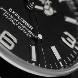 RO22447S Rolex Explorer 39 Unworn Close5 1