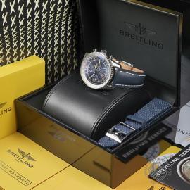 BR22662S Breitling Navitimer World Chrono GMT Box