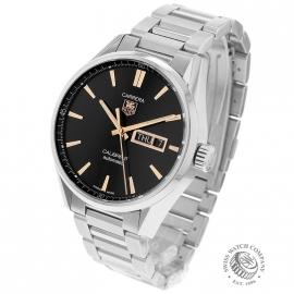 19803S Tag Heuer Carrera Calibre 5 Day Date Back 1
