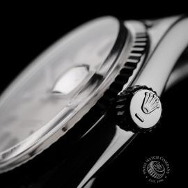 RO22030S Rolex Vintage Datejust 36 Close6
