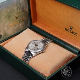 RO1890P Rolex Datejust 36mm Box