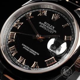 RO22380S Rolex Datejust 36 Close2