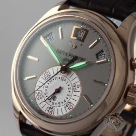 PK21618S Patek Philippe Annual Calendar Chronograph ref.5960R Close1
