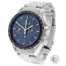 Omega Speedmaster Moonwatch 45th Anniversary Apollo XVII