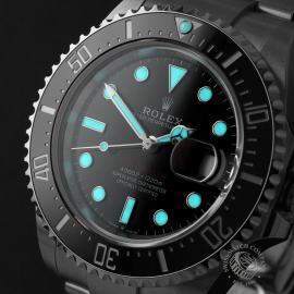 RO22325S Rolex Sea Dweller 50th Anniversary Unworn Close1
