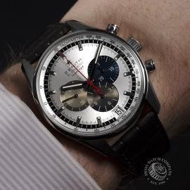 19580S Zenith El Primero 36000 VpH Wrist 2
