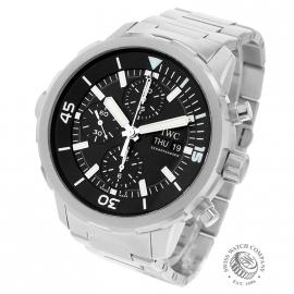 21448S IWC Aquatimer Chronograph Close 12