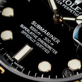 RO22521S Rolex Submariner Date Close 4 1