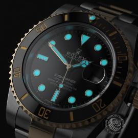 RO1941P Rolex Submariner Date Unworn Close1