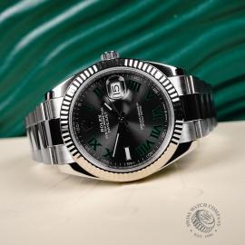 RO22028S Rolex Datejust 41 Close10
