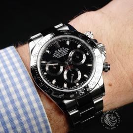 RO22183S Rolex Cosmograph Daytona Wrist