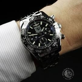 BR21446S Breitling Blackbird Wrist 1