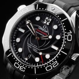 PK21683S Omega Seamaster James Bond Limited Edition Close2
