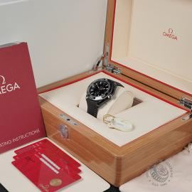 OM22539S Omega Seamaster Planet Ocean 'Deep Black' Box