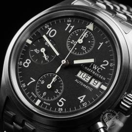 IW22392S IWC Pilots Flieger Chronograph Close2