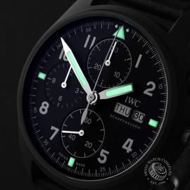IW1955P IWC Pilots Chronograph Limited Edition Close1