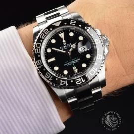 RO21100S Rolex GMT Master II Wrist