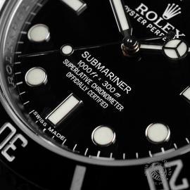 RO22372S Rolex Submariner Non-Date Close4