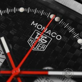 21489S Tag Heuer Monaco Calibre 12 Limited Edition Close6