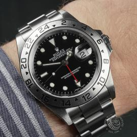 RO22510S Rolex Explorer II Wrist