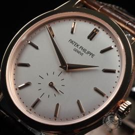 PK22445S Patek Philippe Calatrava Rose Gold Close2