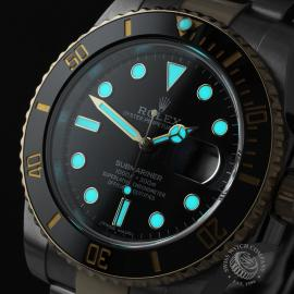 RO21921S Rolex Submariner Date Close1