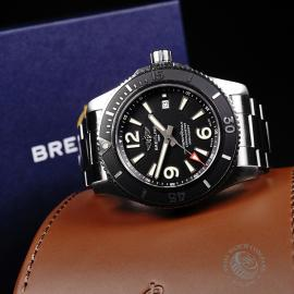 BR22163S Breitling Superocean 44 Unworn Close10