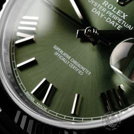 RO22121S Rolex Day-Date 40 White Gold Close4