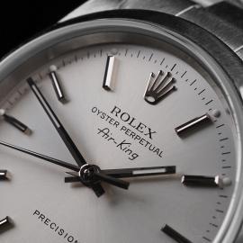 RO1880P Rolex Air King 14000 Close3