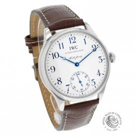 21250S IWC Portuguese F.A Jones Limited Edition Dial