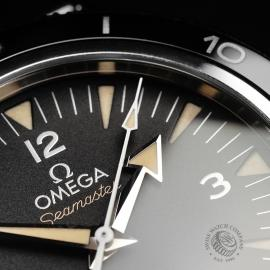 OM22237S Omega Seamaster 300 Master Co-Axial Close5