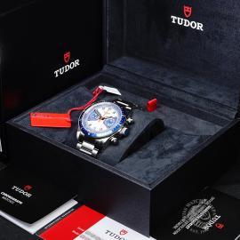 TU21754S Tudor Heritage Chrono Blue Box