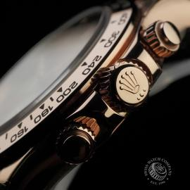 RO22239S Rolex Daytona Everose Gold Unworn Close8
