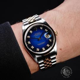 RO21739S Rolex Datejust Wrist