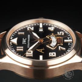 IW22448S IWC Pilot's Watch UTC Rose Gold Close6