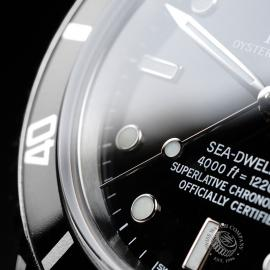 RO21750S Rolex Sea Dweller Close5