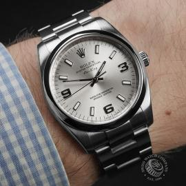 RO22258S Rolex Air King Wrist