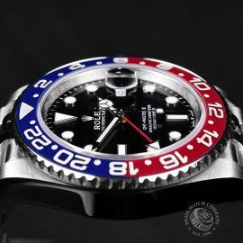 RO21787S Rolex GMT-Master II BLRO Close6