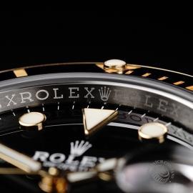 RO21980S Rolex Submariner Date Unworn Close5