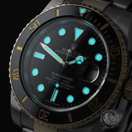 RO22266S Rolex Submariner Date Close 1