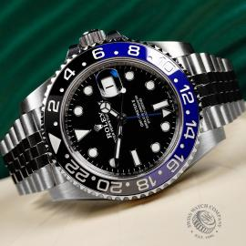 RO22318S- Rolex GMT-Master II Close 8