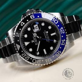 RO21648S Rolex GMT-Master II Close10