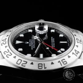 RO21714S Rolex Explorer II Close6 1
