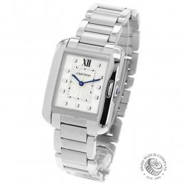 CA21925S Cartier Ladies Tank Anglaise  Back