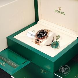 RO22050S Rolex GMT-Master II 18ct Everose Gold Box