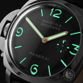 PA22568S Panerai Luminor Marina Militare 'Left Hand' Close1