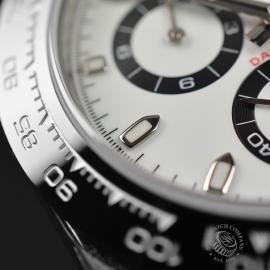 RO21354S Rolex Daytona - Cerachrom Bezel Model - Fully Stickered Close6