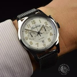 BR21076S Breitling Transocean Chronograph 1915 Wrist