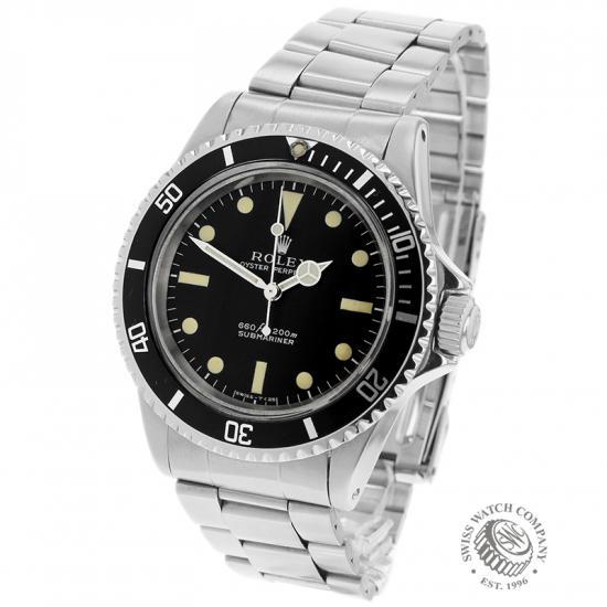 Rolex Submariner Non-Date